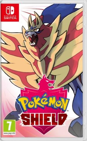 Pokémon Shield Box