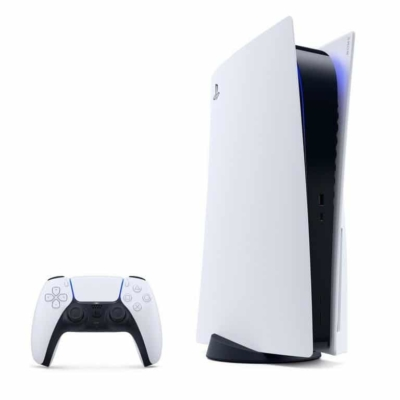 PlayStation 5 and DualSense Controller