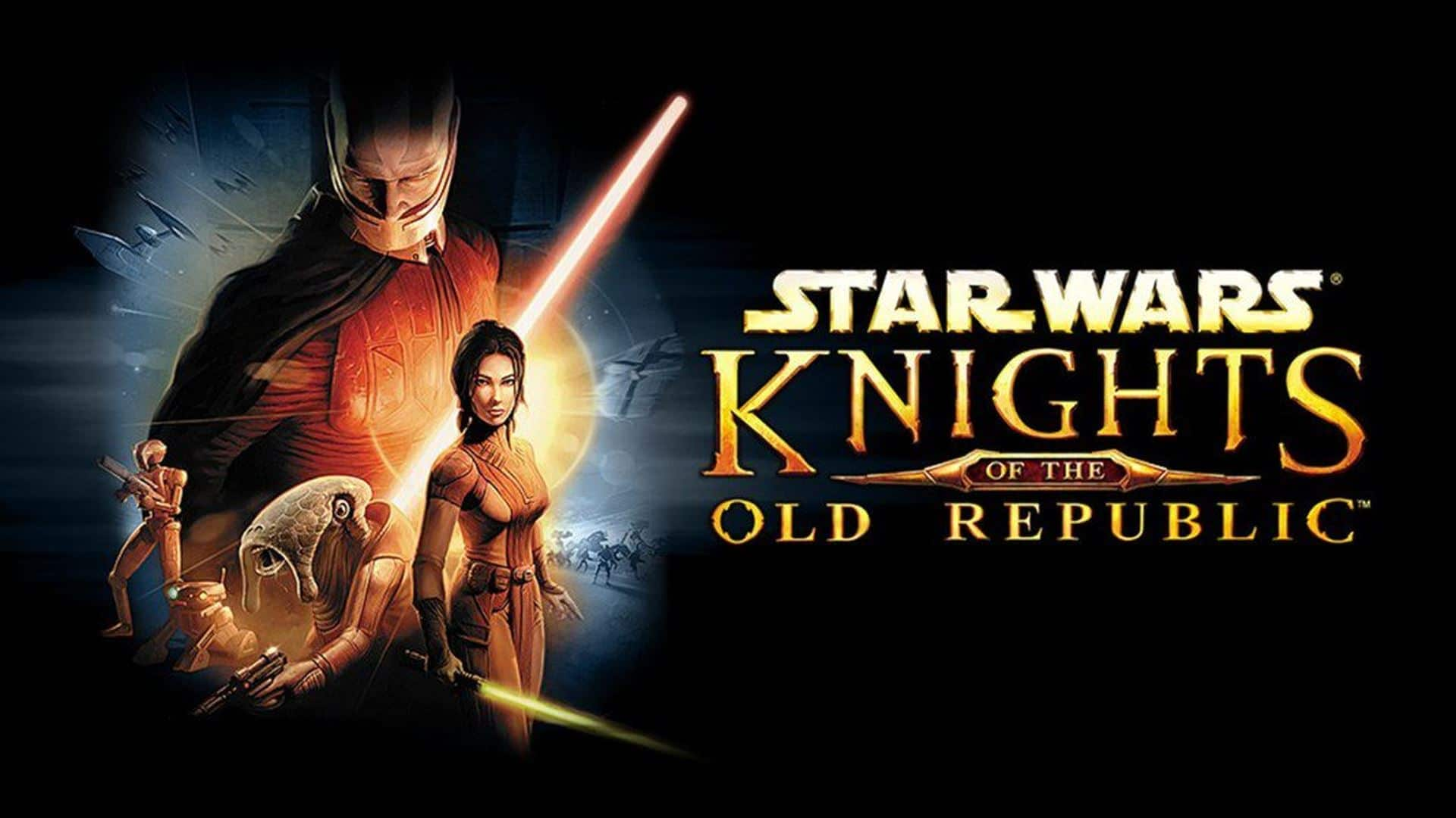 Star Wars: Knights of the Old Republic Cover Art