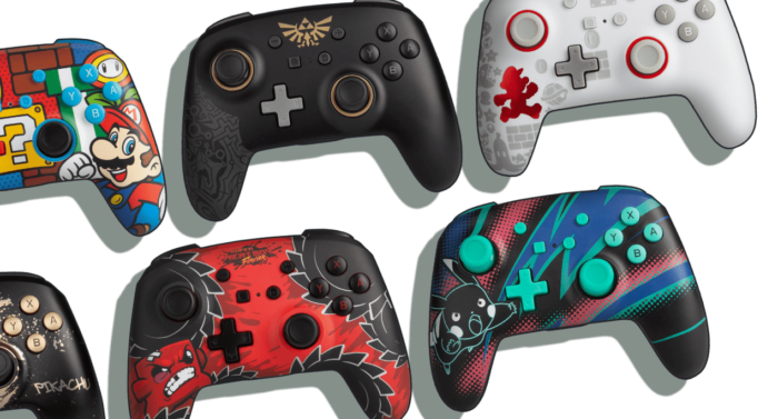 PowerA Controllers