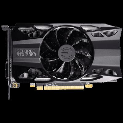 EVGA GeForce RTX 2060 SC Fan View