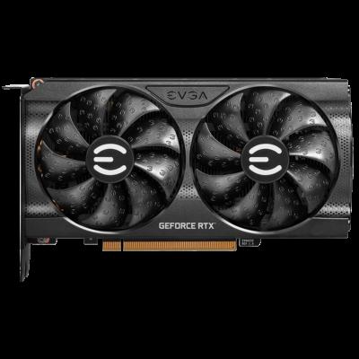 EVGA GeForce RTX 3060 XC GAMING Fan View