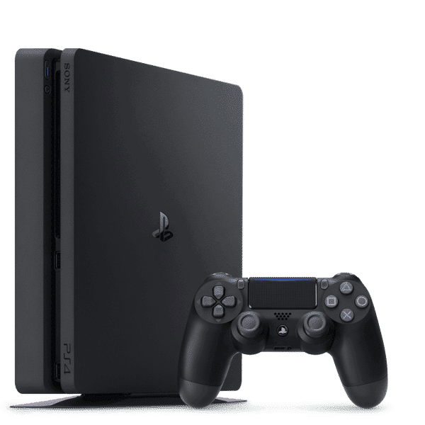 PlayStation 4 & Controller