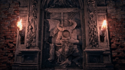 Resident Evil Village Scene 1