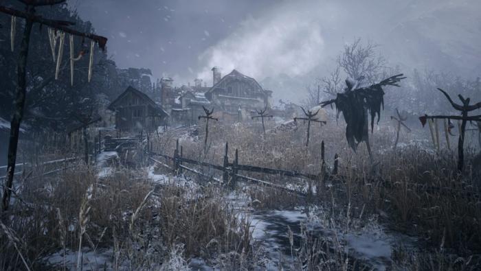 Resident Evil Village Scene 2