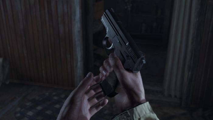 Resident Evil Village Scene 4
