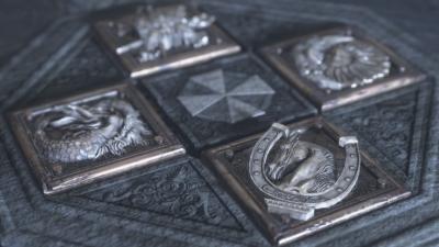 Resident Evil Village Scene 7