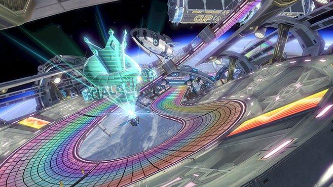 Mario Kart 8 Deluxe Track 4