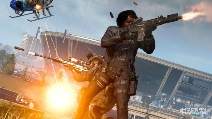Call of Duty: Warzone Scene 6810