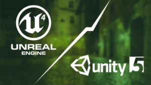 Unreal Engine & Unity Wallpaper
