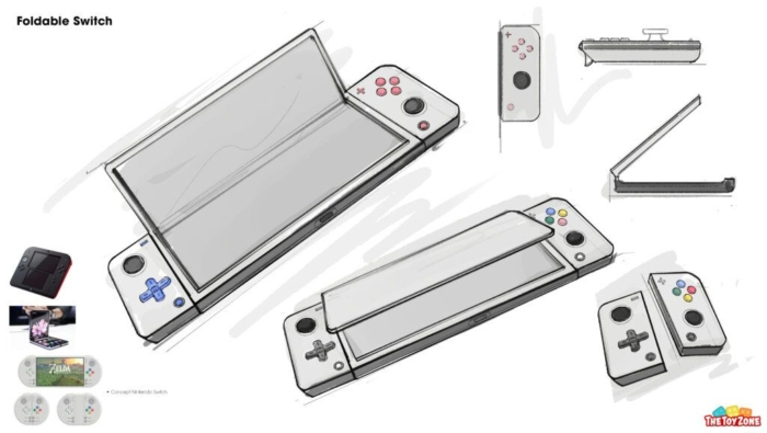 The Foldable Switch