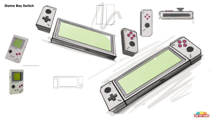The Game Boy Switch