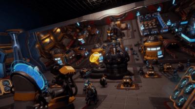 Spacebase Startopia Scene 4