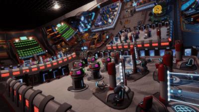 Spacebase Startopia Scene 3