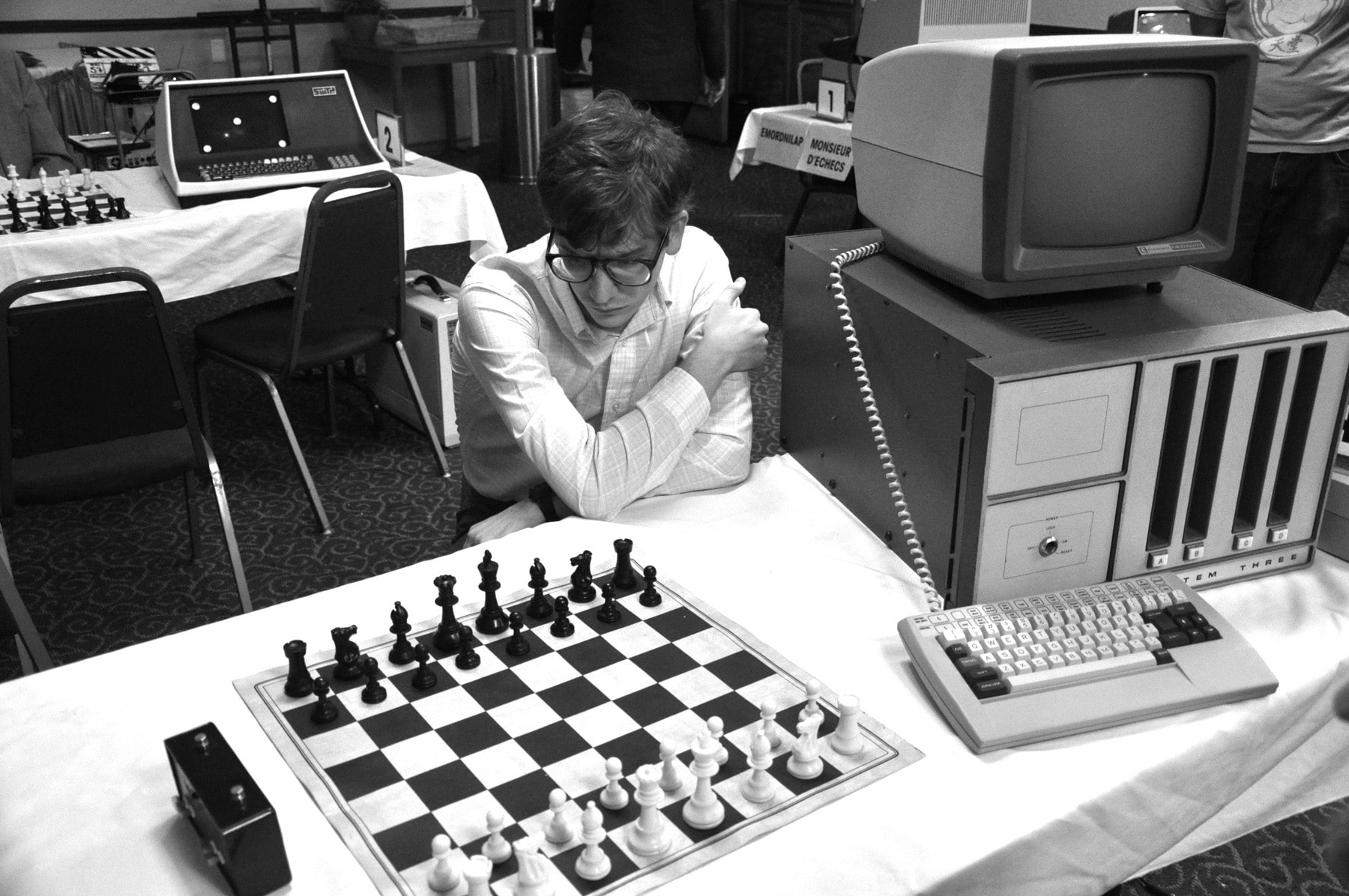 Early Chess Computer