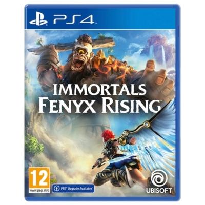 Immortals Fenyx Rising PS4 Box
