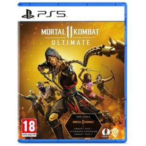 Mortal Kombat 11 Ultimate PS5 Box