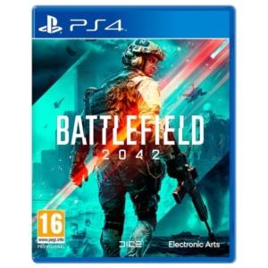 Battlefield 2042 PS4 Box