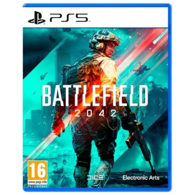Battlefield 2042 PS5 Box