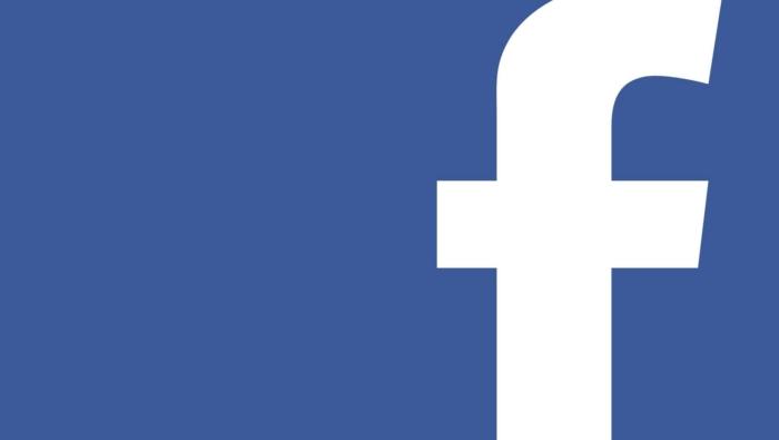 Facebook Logo Poster 8976