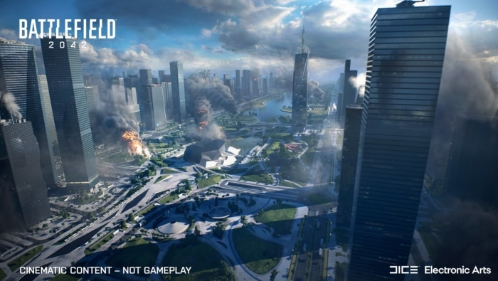Battlefield 2042 Poster 7