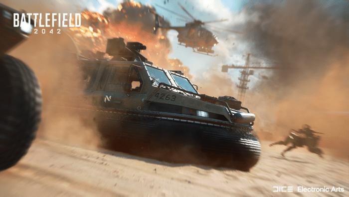 Battlefield 2042 Poster 9