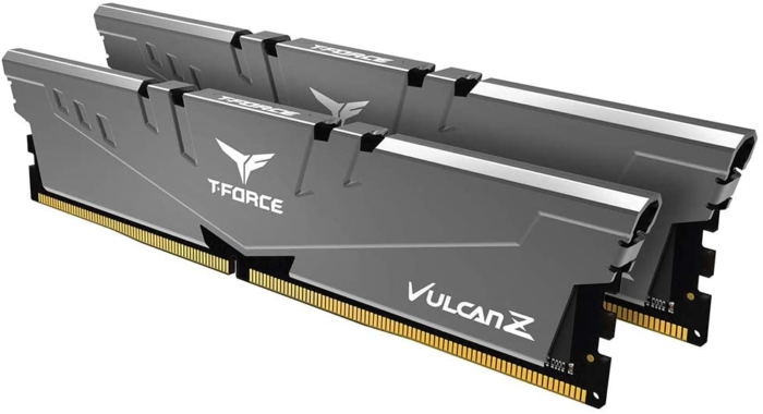 TEAMGROUP T-Force Vulcan Z Kit Angled View