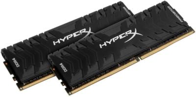 HyperX Predator 16GB Angled Flat View