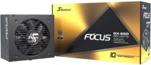 Seasonic FOCUS GX 650 Promo View