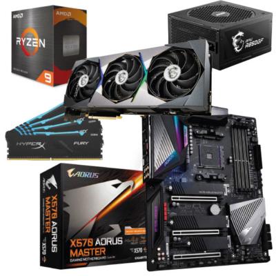 AMD 5950X & MSI RTX 3080 TI SUPRIM X Bundle
