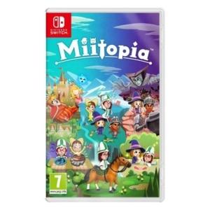 Miitopia Nintendo Switch Box