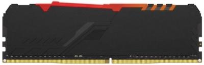 HyperX Fury RGB RAM Back View