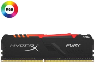 HyperX Fury RGB RAM Side View