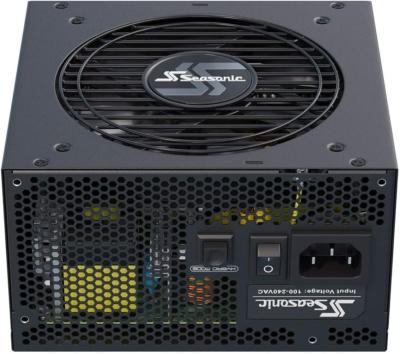 Seasonic FOCUS GX 650 Top View