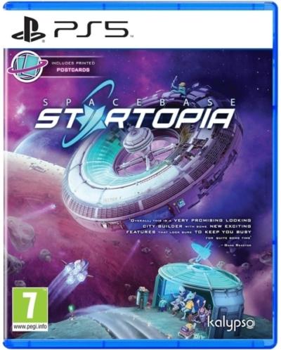 Spacebase Startopia PS5 Box