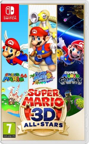 Super Mario 3D All-Stars Box