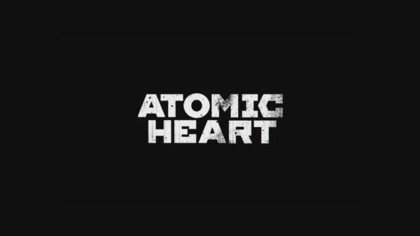 Atomic Heart Logo Poster