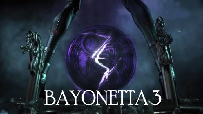 Bayonetta 3 Poster