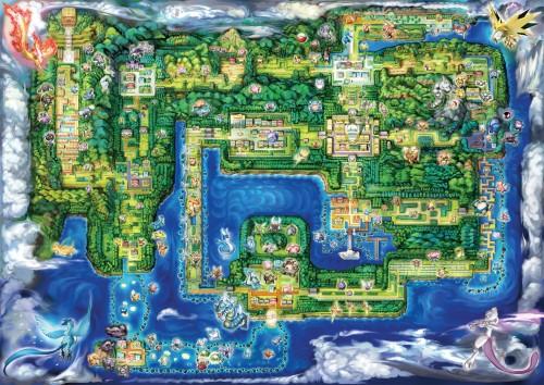 Pokémon: Let's Go Eevee! Scene 1