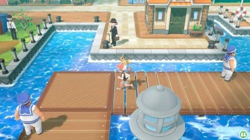Pokémon: Let's Go Eevee! Scene 2