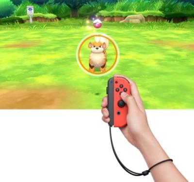Pokémon: Let's Go Eevee! Scene 6