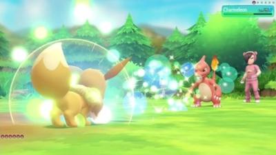 Pokémon: Let's Go Eevee! Scene 4