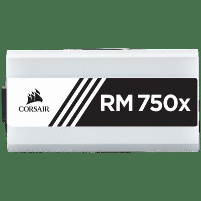 Corsair RM750x White Side View
