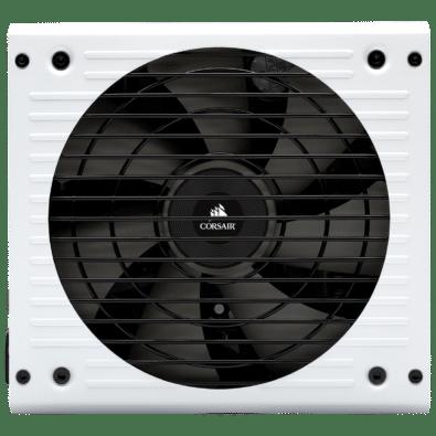 Corsair RM750x White Fan View