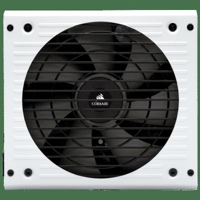 Corsair RMx White Fan View
