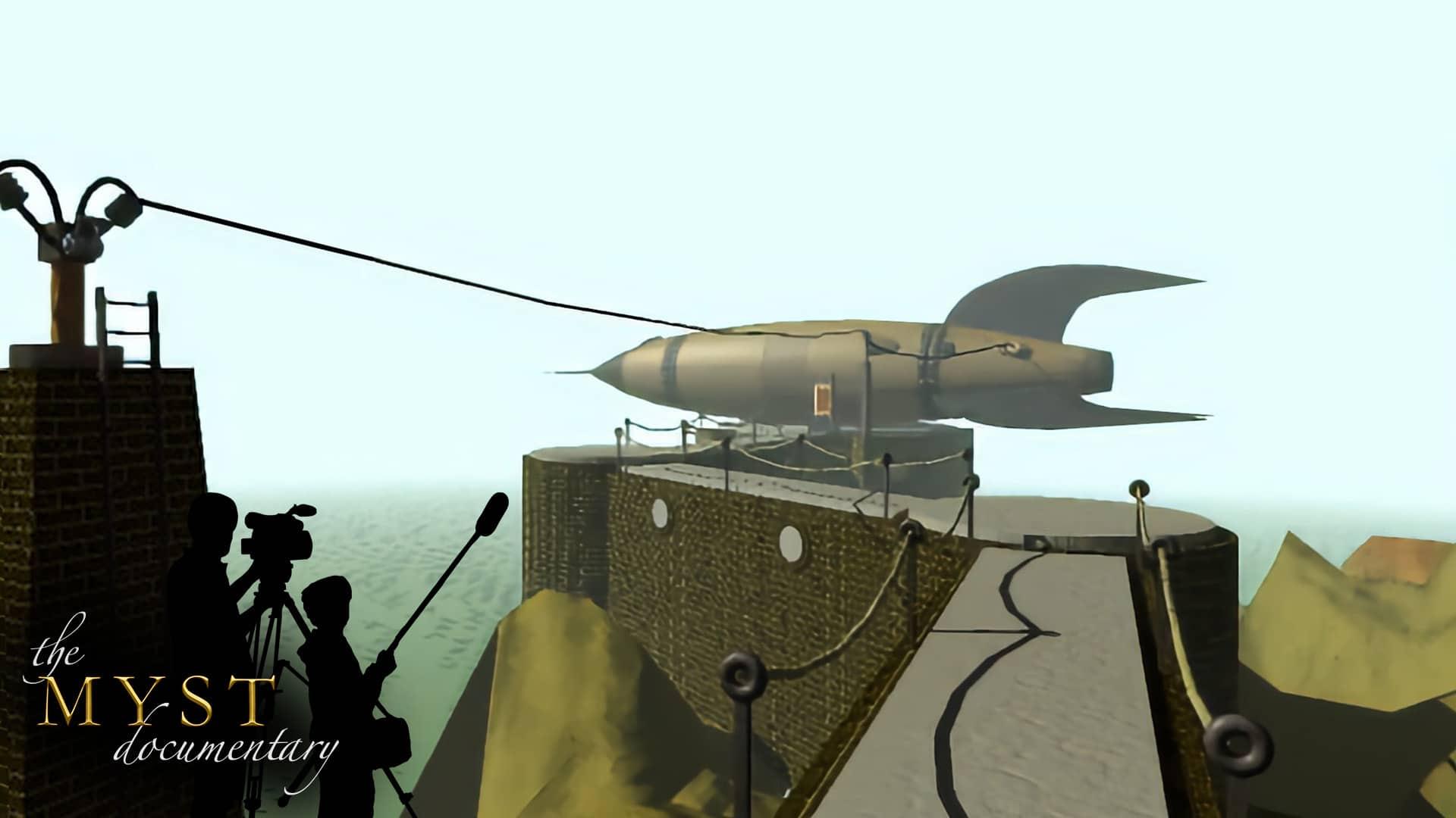 Myst Game Screenshot