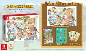 STORY OF SEASONS: Pioneers of Olive Town - Deluxe Edition