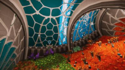 Spacebase Startopia Scene 1