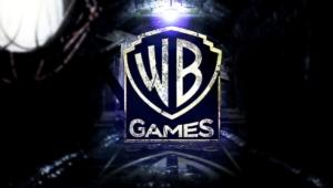 Warner Bros. Games Logo Poster