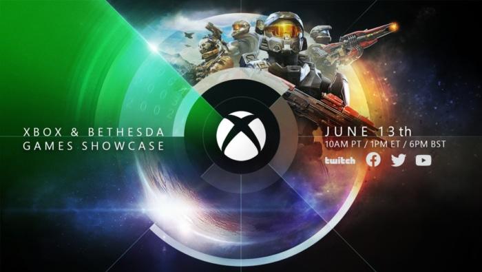 Bethesda Xbox E3 2021 Poster